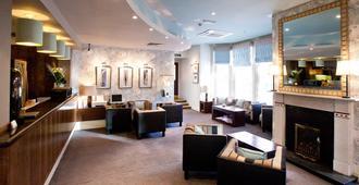 New Northumbria Hotel - Newcastle-upon-Tyne - Lounge