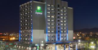 Holiday Inn Express Salt Lake City Downtown - Salt Lake City - Gebäude