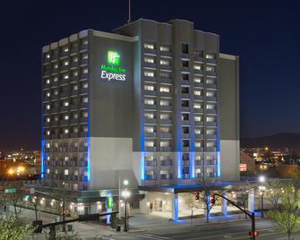 Holiday Inn Express Salt Lake City Downtown - Солт-Лейк-Сити - Здание