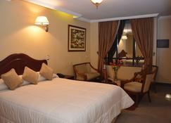 Hotel Prado Internacional - Loja - Soveværelse