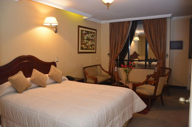 Hotel Prado Internacional - Loja - Bedroom