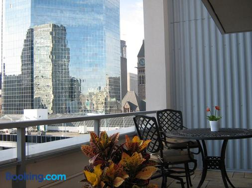 Yonge Suites Furnished Apartments - Toronto - Balcony