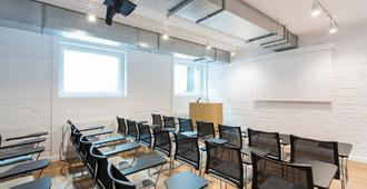 Smart Hotel - Gdansk - Sala de reuniones
