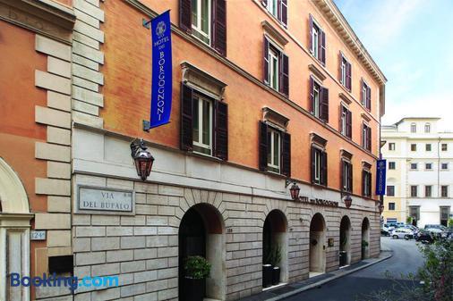 Dei Borgognoni Hotel - Rome - Building