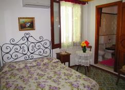 Guest House Al Gattopardo - Favignana - Bedroom
