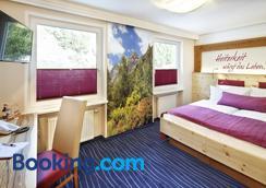 Hotel Alpina - Tamsweg - Bedroom