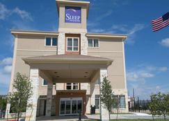 Sleep Inn and Suites Austin-Northeast - Austin - Edificio