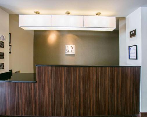 奧斯汀東北斯利普套房酒店 - 奥斯汀 - 奧斯汀 - 櫃檯