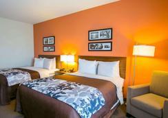 奧斯汀東北斯利普套房酒店 - 奥斯汀 - 奧斯汀 - 臥室
