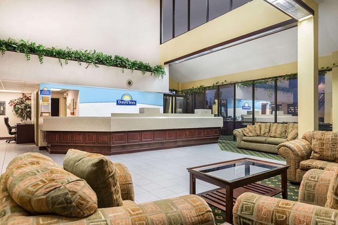 Days Inn by Wyndham Indianapolis Off I-69 - Ιντιανάπολη - Σαλόνι ξενοδοχείου