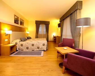 Hotel Condes De Lemos - Monforte de Lemos - Slaapkamer