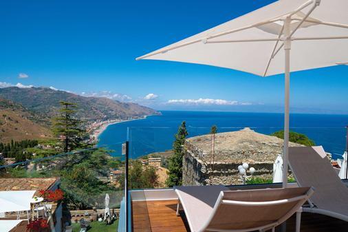 Hotel Villa Fiorita - Taormina - Μπαλκόνι