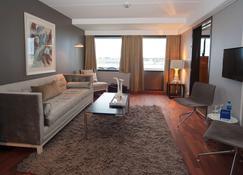 Radisson Blu Hotel, Haugesund - Haugesund - Living room