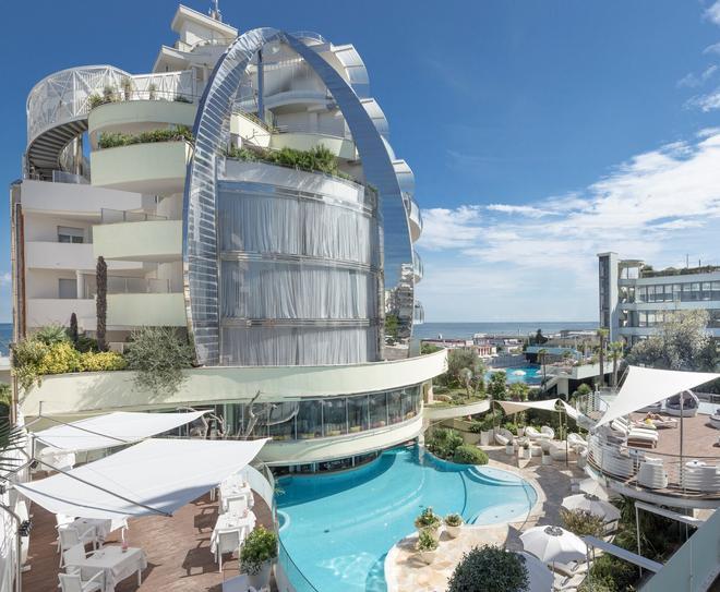 Hotel Waldorf - Premier Resort - Milano Marittima - Uima-allas
