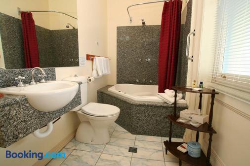 The Lodge on Elizabeth - Hobart - Bathroom