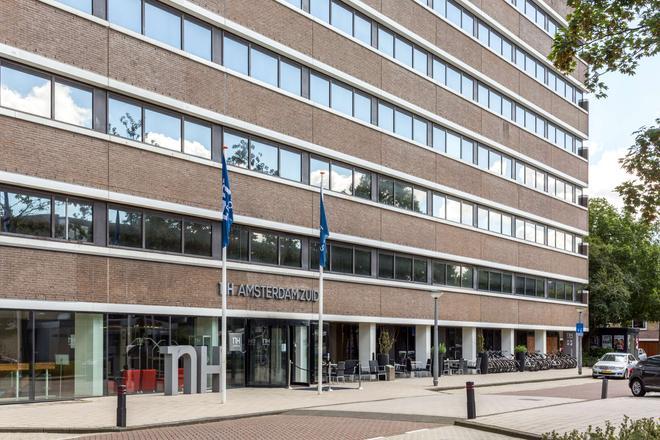 NH Amsterdam Zuid - Amsterdam - Gebäude
