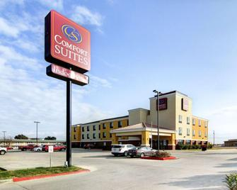 Comfort Suites Fort Stockton - Fort Stockton - Gebouw