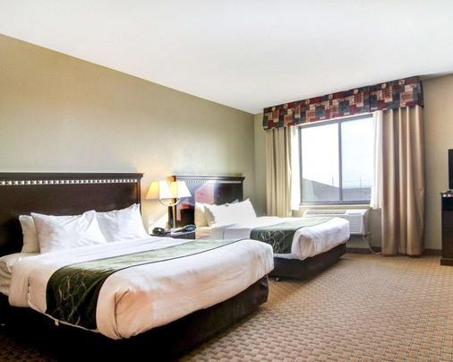 Comfort Suites Fort Stockton - Fort Stockton - Makuuhuone
