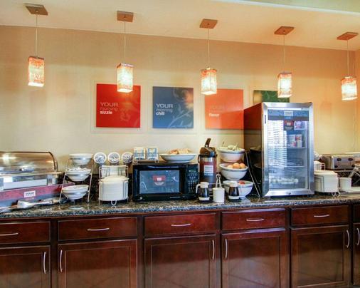 Comfort Suites Fort Stockton - Fort Stockton - Buffet