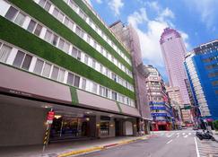 Moshamanla Hotel - Main Station - Taipei - Byggnad