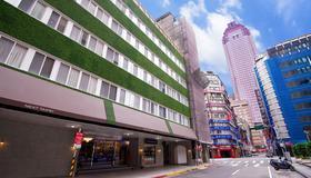 Moshamanla Hotel - Main Station - Тайбэй - Здание