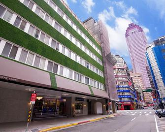 Moshamanla Hotel - Main Station - Taipei City - Building