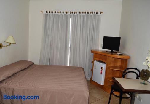 Hotel São Luiz - Águas de Lindóia - Bedroom