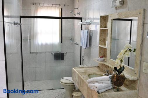 Hotel São Luiz - Águas de Lindóia - Bathroom