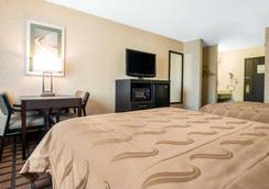 Quality Inn - Monee - Schlafzimmer