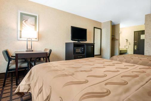 Quality Inn Monee I-57 - Monee - Bedroom