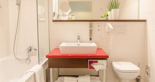 Best Western Plus Plaza Hotel Graz - Graz - Bathroom