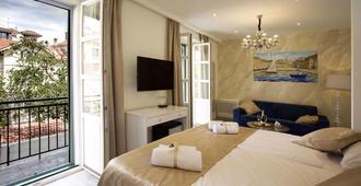 Well Of Life Luxury Rooms - Σπλιτ - Κρεβατοκάμαρα