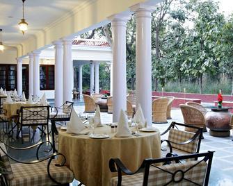 Vivanta Sawai Madhopur Lodge - Sawāi Mādhopur - Restaurant