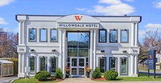 Willowdale Hotel Toronto North York - טורונטו - בניין