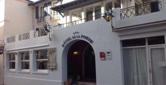Grand Hôtel de la Poste - แซ็ง-ฌอง-เดอ-ลูซ