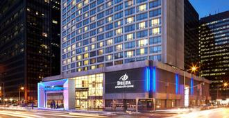 Delta Hotels by Marriott Ottawa City Centre - Ottawa - Edifício
