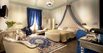 Relais Antica Badia - Ragusa - Bedroom