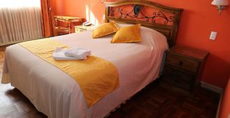 Cruz De Los Andes Hostal - La Paz - Bedroom