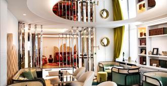 Hotel Victor Hugo Paris Kléber - París - Lounge