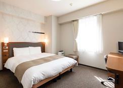 Comfort Hotel Toyama - Toyama - Schlafzimmer