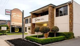 Tea House Motor Inn - Bendigo - Building