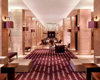 Metropol Palace, a Luxury Collection Hotel, Belgrade - Beograd - Lounge