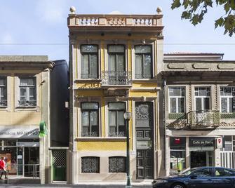 BO - Marquês Apartments - Porto - Bygning