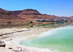 Aloni Neve Zohar Dead Sea - Neve Zohar - Beach