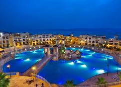 Crowne Plaza Jordan - Dead Sea Resort & Spa - Sweimeh - Piscina