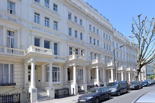Gallery Hyde Park - Λονδίνο - Κτίριο