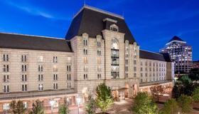 Hotel Crescent Court - Dallas - Building