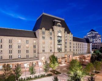 Hotel Crescent Court - Dallas - Edificio