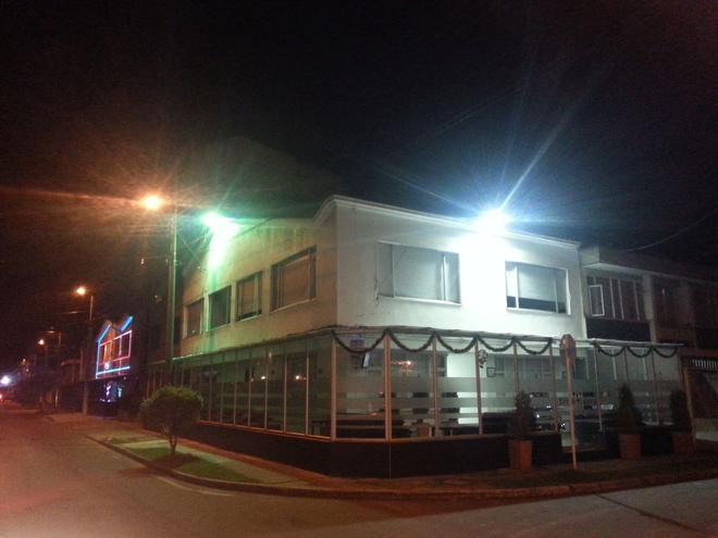 Hotel Feria - Nova - Bogotá - Rakennus