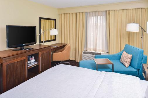 Hampton Inn Vero Beach, FL - Vero Beach - Bedroom